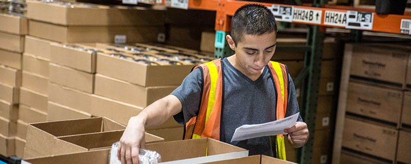package handler resume samples jobhero